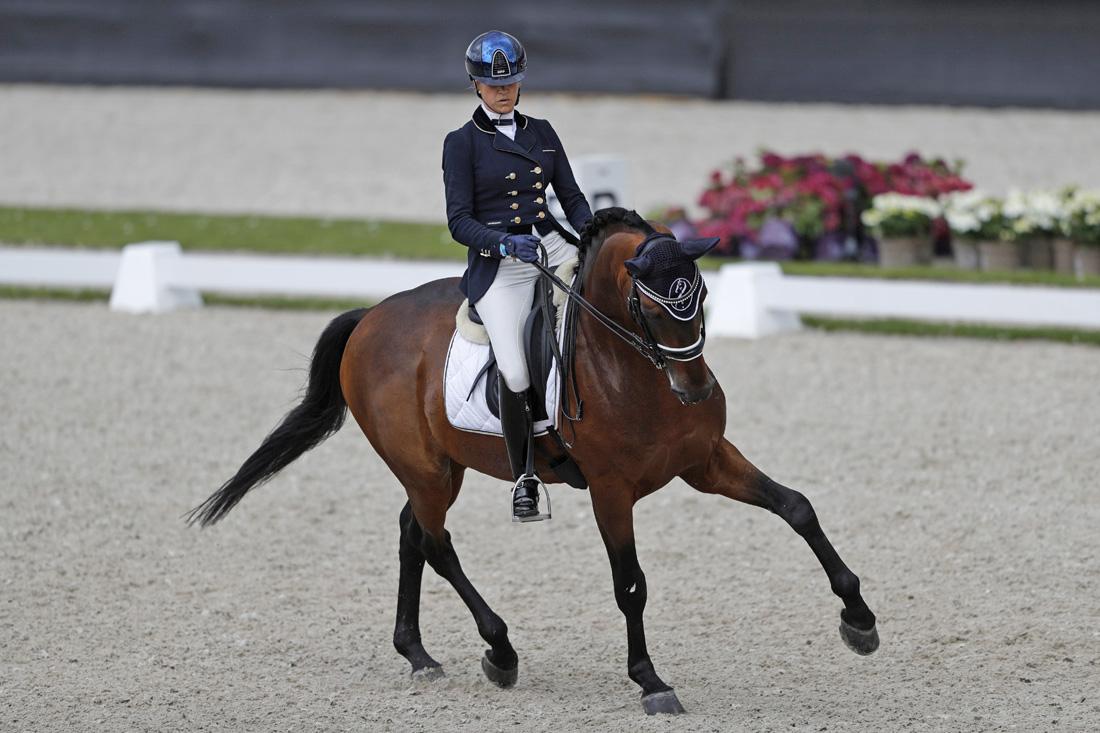 Barroso, 5ème de la petite finale aux Championnats du Monde, Ermelo 2017
