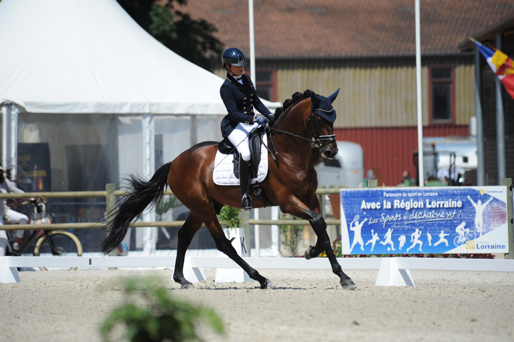 Barroso, Champion de France 6 ans, 2016