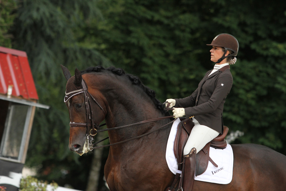 F-S Extasy, vice-champion de France 6 ans, 2015